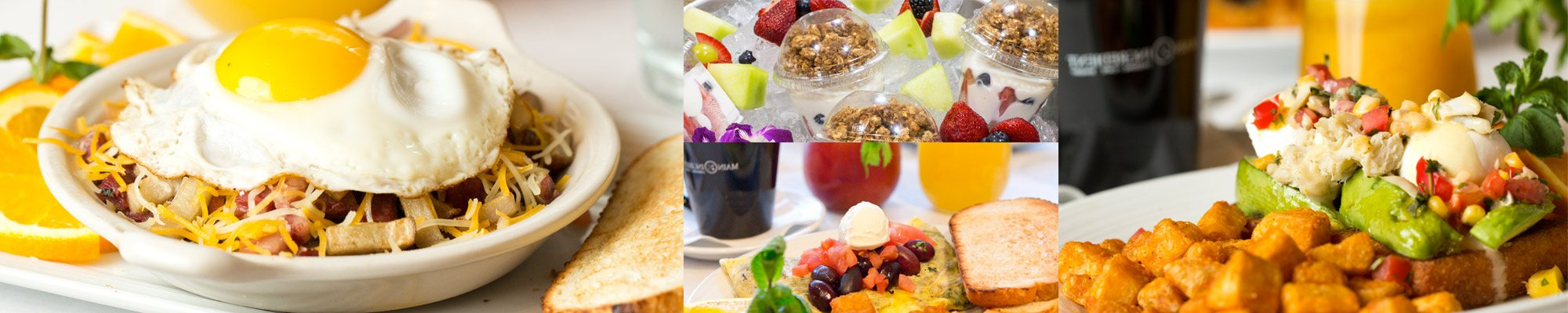 Breakfast Page Header