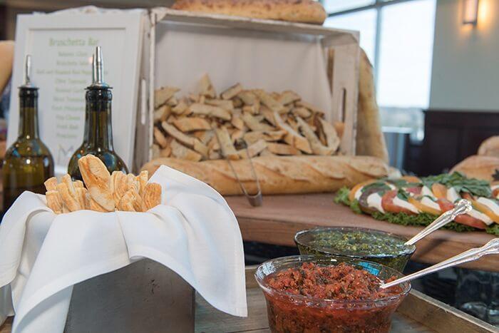Bruschetta Bar by Main & Market