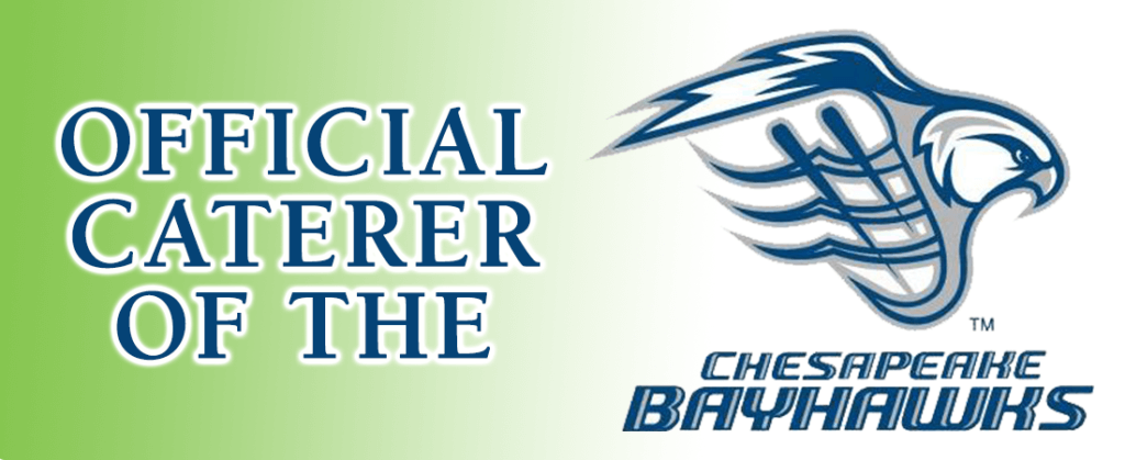 Chesapeake Bayhawks Catering