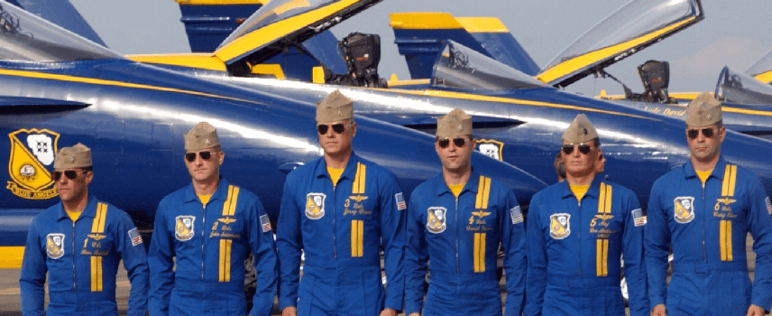Blue Angels History